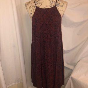 Mossimo Supply Co. a Paisley Summer Dress